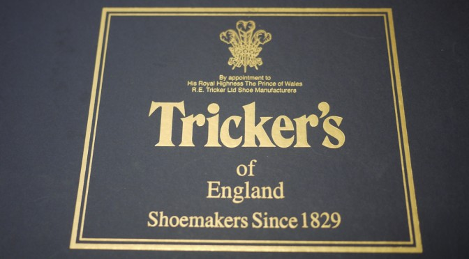 Tricker's Mary Jane
